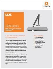 LCN® 1450-Series Door Closer