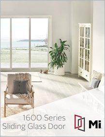MI 1600 Series Sliding Glass Door