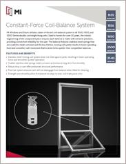 MI Constant-Force Coil-Balance System