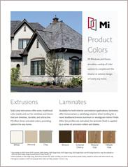 MI Product Colors - East