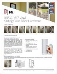 MI Sliding Glass Door Hardware