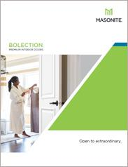 Masonite® Bolection® Premium Interior Doors