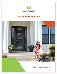 Masonite® Exterior Doors