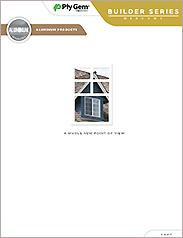 Ply Gem® Builder Series Aluminum Windows - East