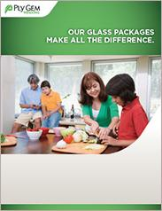 Ply Gem® Low-E Glass Brochure