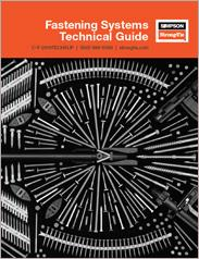 Simpson Strong-Tie® Fastening Systems Technical Guide