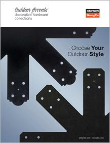 Simpson Strong-Tie® Outdoor Accents