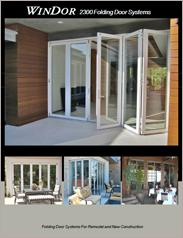WinDor 2300 Folding Door Brochure