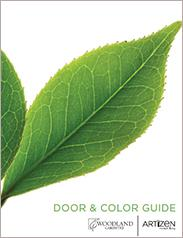 Woodland Cabinetry Door & Color Guide