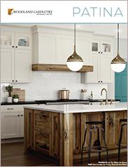 Woodland Cabinetry Patina Flyer