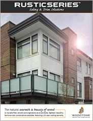 Woodtone RusticSeries™ Siding and Trim Solutions