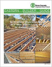 Boise Cascade - Eastern Builder Guide