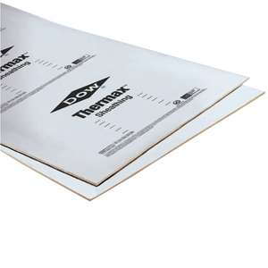 Homasote® 440 SoundBarrier® Structural Softboard Sheathing