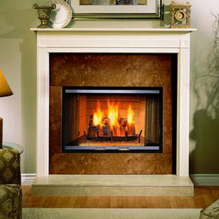 Fireplace Trim & Ventilation