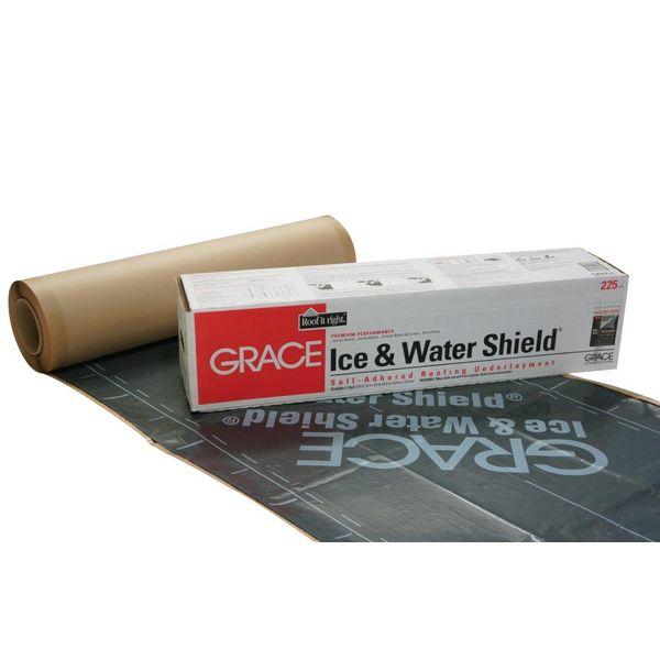grace ice water shield