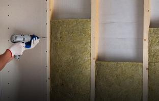 Insulation & Drywall