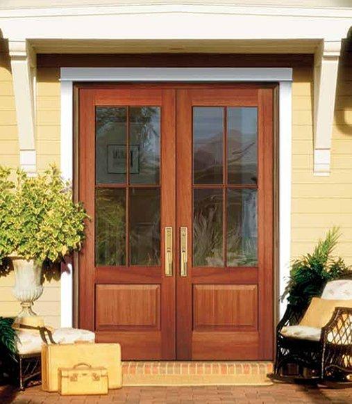 JELD-WEN Authentic Wood Doors