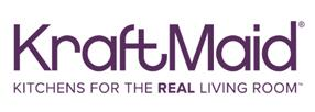 KraftMaid<sup>®</sup> logo