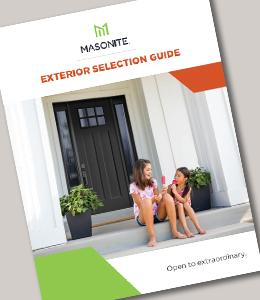 Exterior Selection Guide