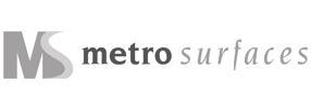 Metro Surfaces logo
