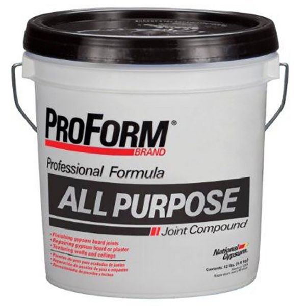 Proform Pre Mixed All Purpose Drywall Joint Compound Ngjt0170 Build With Bmc
