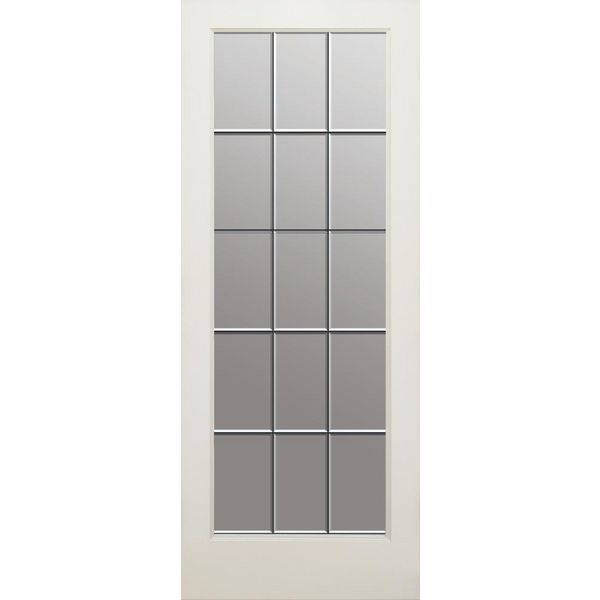 15 Lite Interior Pine Door V Groove P15l3068vg Build