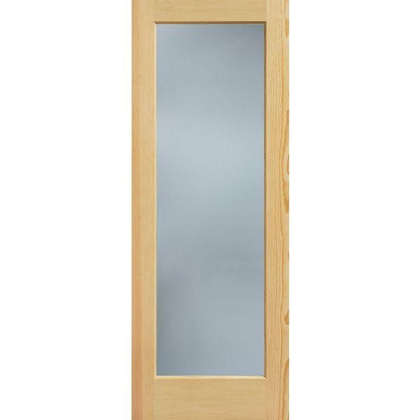1 Lite Interior Pine Pantry Door P1l2068p Build With Bmc