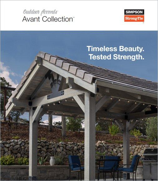 Simpson Strong-Tie Avant Collection Brochure