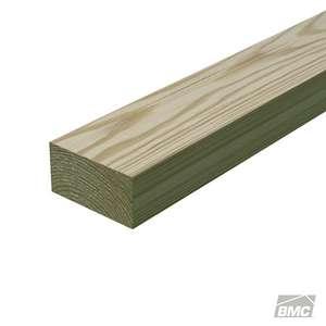 Treated Lumber | Build With BMC