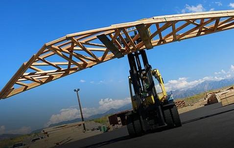 Trusses, I-Joists & Engineered Lumber