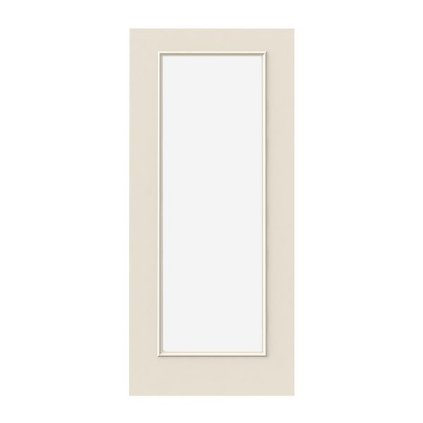Prehung Exterior Steel Full Lite Double Doors W Low E Glass Wstar2169928 Build With Bmc