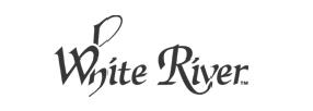 White River logo