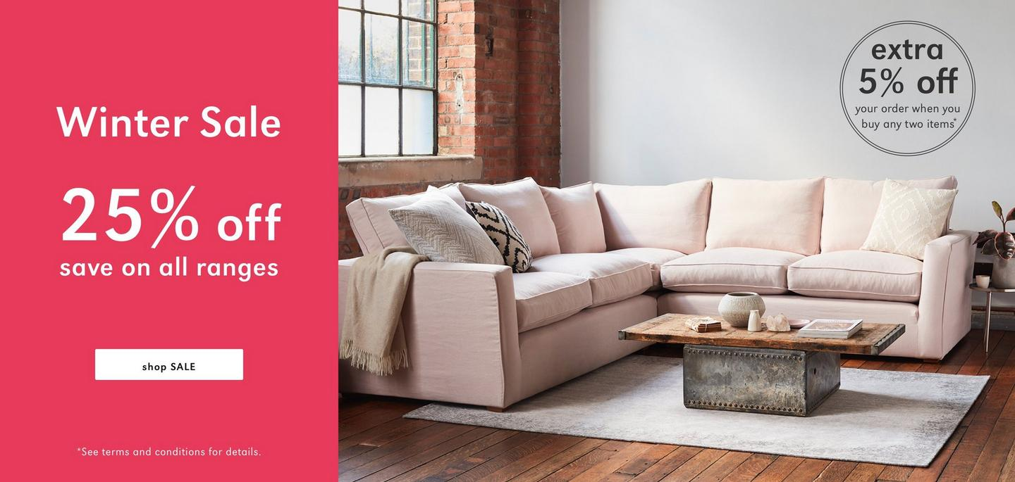 Sofa Workshop | Sofas Fully Customised in 60+ Styles