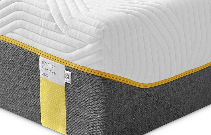 TEMPUR® Sensation Prima Mattress with CoolTouch™