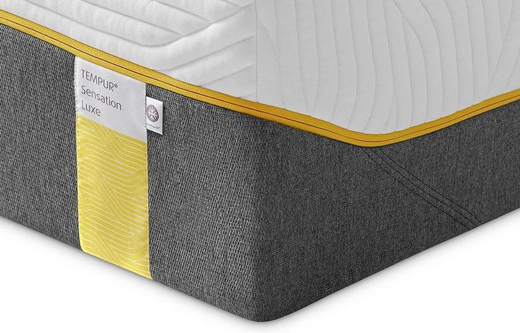 TEMPUR® Sensation Luxe CoolTouch™ madras