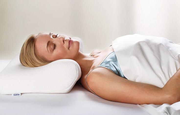 TEMPUR Millennium Pillow – Designed for back sleepers