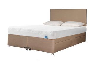 TEMPUR® Ardennes Drawer Divan (Single)