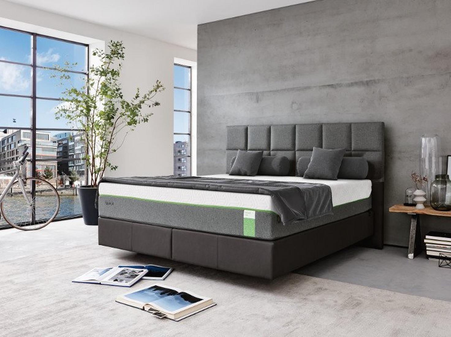 łóżko Tempur Box Spring Statyczne