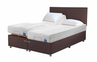 TEMPUR® Ardennes Adjustable Massage Divan (Long Single)