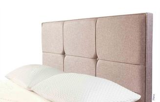 TEMPUR® Ardennes Buttoned Headboard (Super King)
