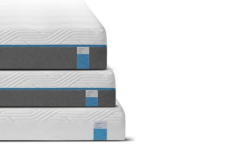 TEMPUR® Cloud Mattresses