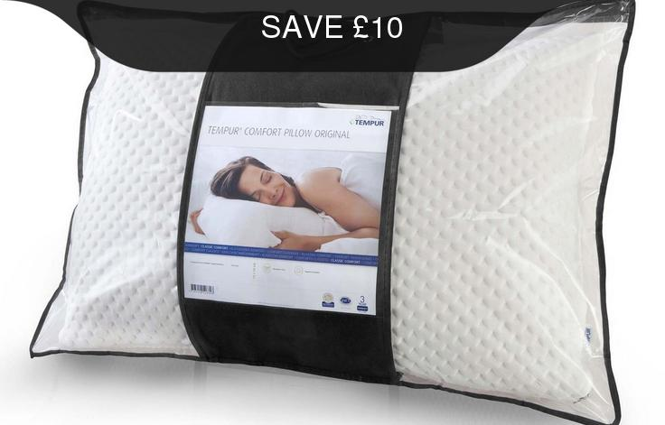 TEMPUR® Comfort Pillow Original