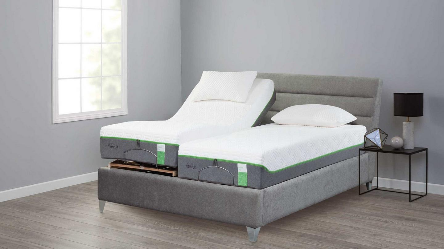 Tempur adjustable bed base
