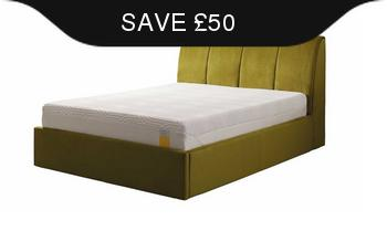 TEMPUR® Harrington Ottoman Bed
