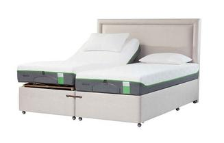 TEMPUR® Moulton Adjustable Massage Divan (Super King)