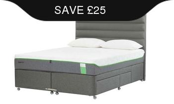 TEMPUR® Moulton Divan Bed