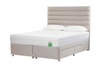 TEMPUR® Moulton Drawer Divan (Single)