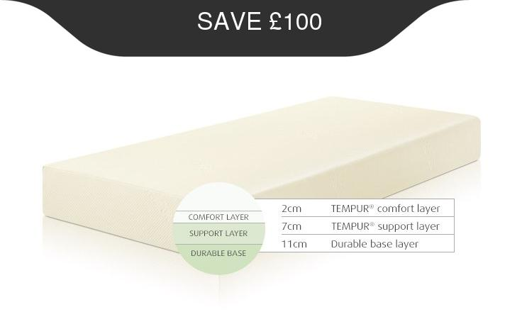 TEMPUR® Original Classic Mattress 20