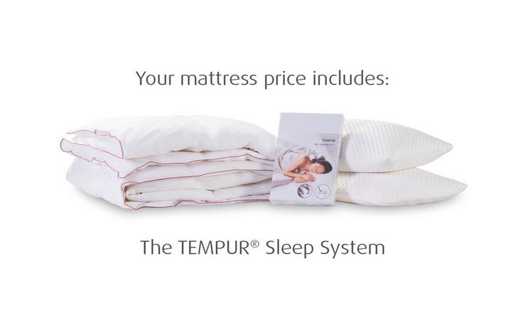 TEMPUR® Sensation Mattresses