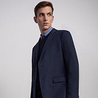 The Stretch Melton Coat